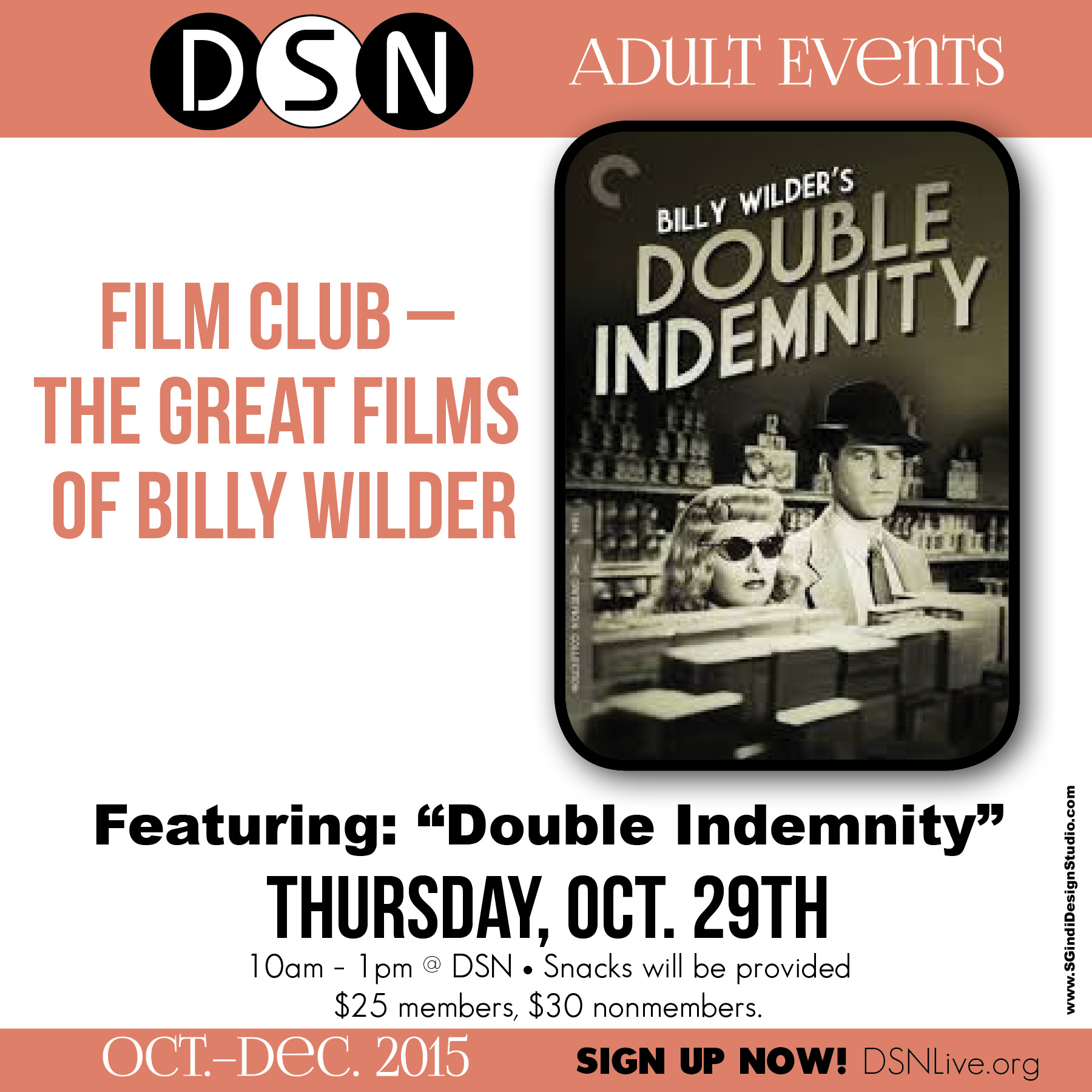 double indemnity film essay