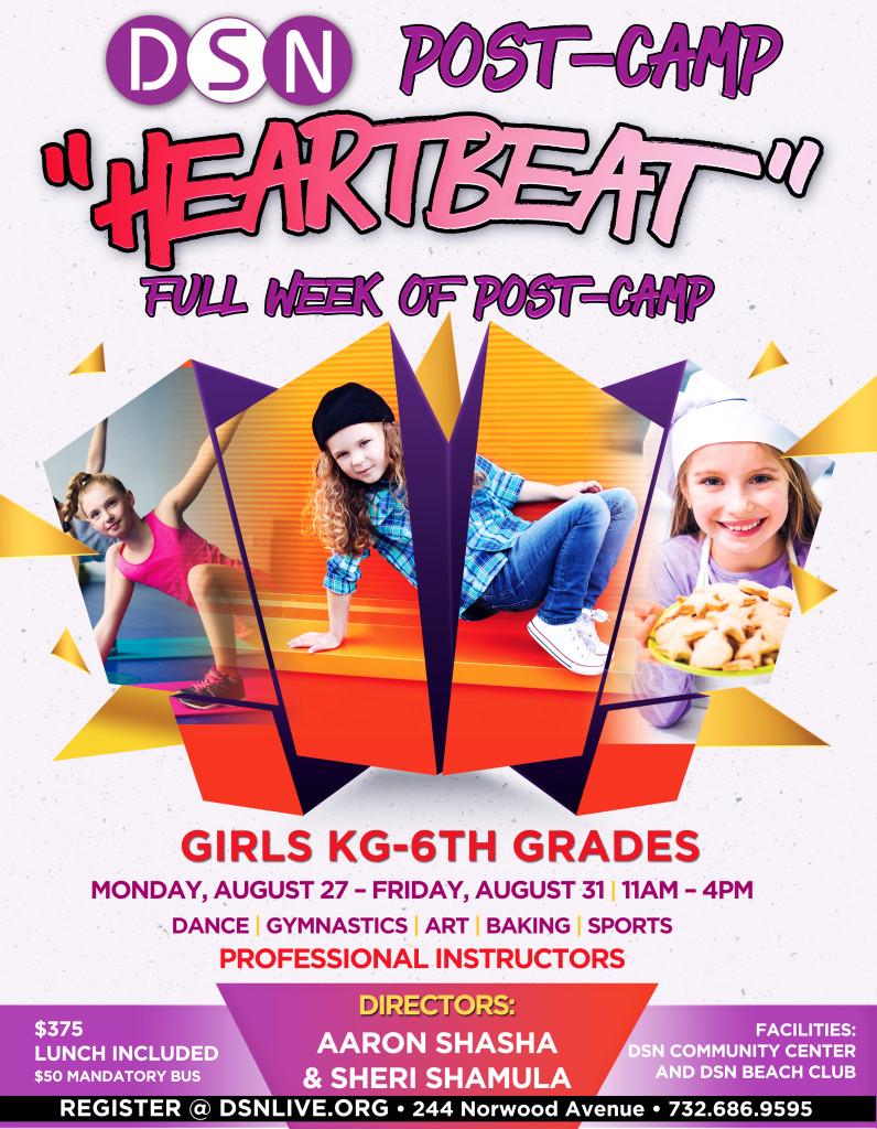 Girls postcamp 2018